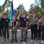 Дитячо – юнацька військово – патріотична гра «Сокіл» («Джура»)