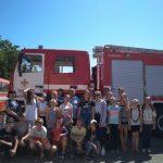 Екскурсія в Черкаську академію пожежної безпеки імені Героїв Чорнобиля