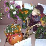 """Свято квітів та осінніх композицій: """"Шепчуть ніжно квіти пелюстками"""""""