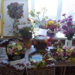 Свято квітів та осінніх композицій до Всесвітнього Дня миру